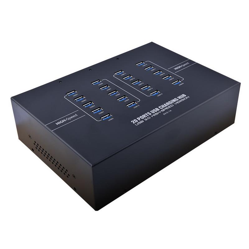 A-223 西普莱20口USB3.0集线器